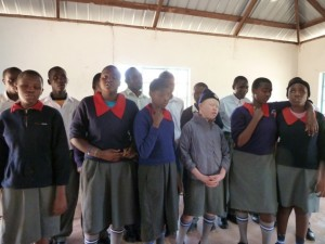 Thika School Choir